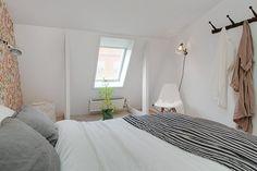 Nádherný prosvětlený byt s prostornou terasou a výhledem na celý švédský Göteborg | Living | bydlení | WORN magazine