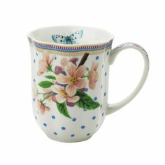 "artandmore-shop.de- ""Dottie"" Mug Becher von Lisbeth Dahl"