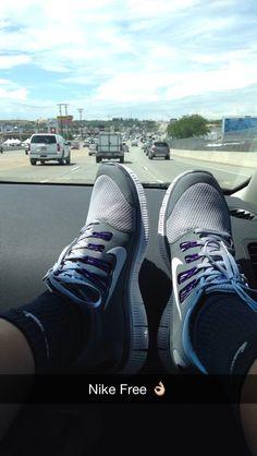 Nike Free's