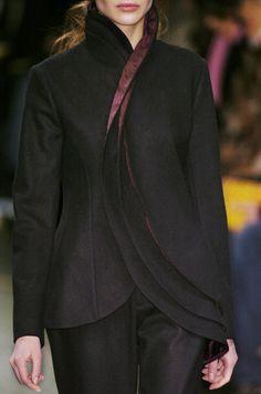 Yohji Yamamoto F/W 2005 - Details