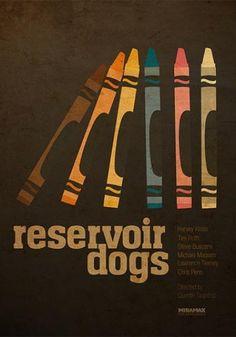 #ReservoirDogs #poster #film