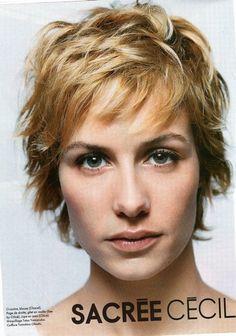 Mon actrice préférée, Cecile de France