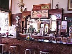 1000 images about old fashion soda fountain testerman 39 s for Old fashioned pharmacy soda fountain