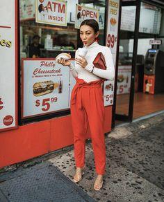 Red sensation. #fashion #style #red #simplefashion #fblogger #styleblogger #fashioninspiration #ootd #ootdshare
