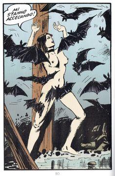 Manara Maestro dell'Eros-Vol. 21, Jolanda De Almaviva-110