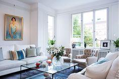 Inside+a+Family's+Fresh,+Timeless+Home+via+@domainehome