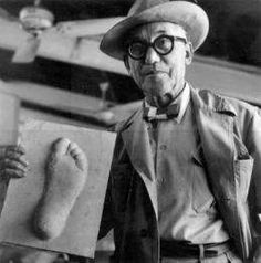 Authors of new book reveal the artist behind architect Le Corbusier                                                                                                                                                     More