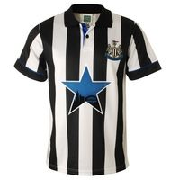 e658549ec40 View the great range of Retro football tops now in stock including the Score  Draw Newcastle United 94 Home Shirt Mens, online and now available to order!
