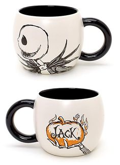 """The Nightmare Before Christmas"" mug"