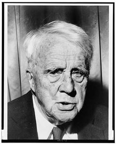 interpretations of once by the pacific a poem by american poet robert frost Robert lee frost (1874-1963) had widely been received in american, who received the pulitzer prize four times, and was the only poet ever invited to read his poem at a presidential.