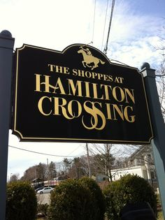 South Hamilton, MA. My second home