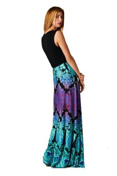 On Trend Watercolor Blue Sleeveless Surplice Maxi Dress with Belt (Small) On Trend http://www.amazon.com/dp/B00K10KR8O/ref=cm_sw_r_pi_dp_qIJOtb1RSBV24945
