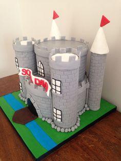 Castle Cake Beautiful Moments, Beautiful Cakes, Castle, Castles, Cake Art, Pretty Cakes