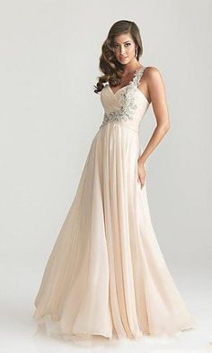 Prom Dress..... Love it but in a different color