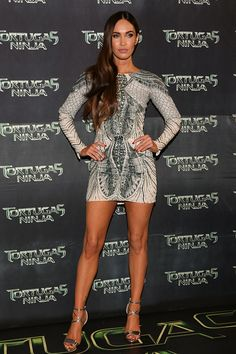 The week in celebrity style: See who made our top 10 best dressed // Megan Fox in Zuhair Murad