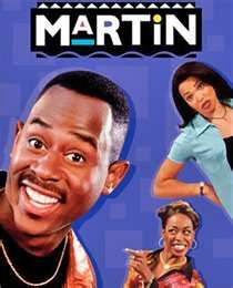 Martin TV show... Best show of all times, hands down and one of my favorites... Grew up off it and I'm still watching it...