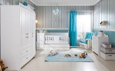 Belis Defne Büyüyen Beşikli Bebek Odası