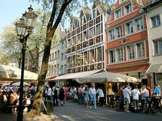 Old Town, Dusseldorf