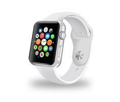 Apple Watch Mockup PSD