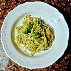 Greeneiro: Quick broccoli pasta / Szybki makaron z brokułami