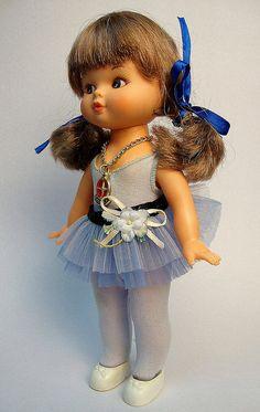 Boneca Dancinha - Estrela - anos 70 e 80