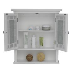 This+lovely+Jezzebel+wall+cabinet+features+two+cabinet+