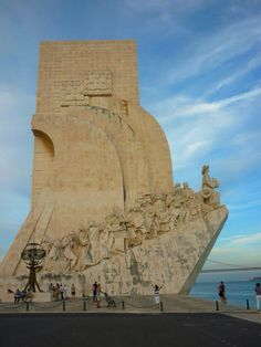 MONUMENTO A LOS DESCUBRIDORES - LISBOA ✔️