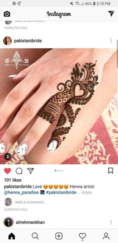 Bridal Henna Palm Fingers Ideas For 2019 Palm Henna Designs, Palm Mehndi Design, Finger Henna Designs, Mehndi Designs 2018, Mehndi Designs For Girls, Mehndi Design Pictures, Mehndi Designs For Fingers, Beautiful Mehndi Design, Simple Mehndi Designs