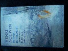 Boek henri Nouwen  rouw