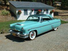 1954 Mercury Monterey 2 DR COUPE | eBay