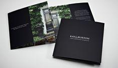 Kay & Burton property management brochure