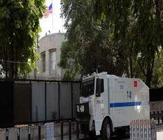 तुर्की में अमेरिकी दूतावास पर भी गोलीबारी - Hindi Gaurav