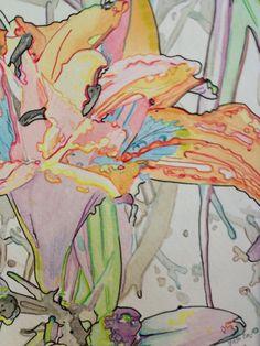 Little Lilly Paintings, Art, Craft Art, Painting Art, Kunst, Painting, Paint, Draw, Portrait