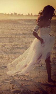 Boho lace wedding dress boho bride beach bride