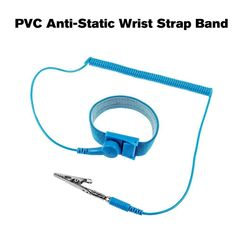 Smart Accessories Esd Wrist Strap Alligator Clip Anti Static Discharge Band Grounding Prevent Static Shock Wholesale 2018 New Arrival