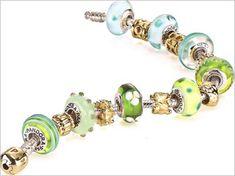 I love the Pandora beads and bracelets!!