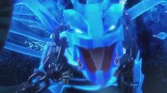 I think this is Zane's Titanium Dragon... ?