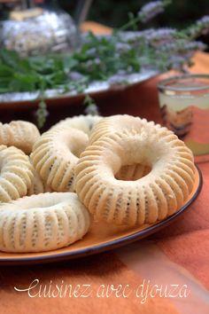 Kaak nakache gateau algerien aux dattes