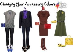 Using Accessories in Colour To Create Interest, Imogen Lamport, Wardrobe Therapy, Inside out Style, Blog