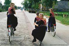 Netherlands Staphorst Colour (1986-1988)