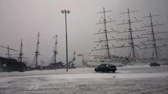 Gdynia. zima 2014