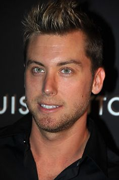 Lance Bass (from N'SYNC) he may be gay, but he's still hot! ;)