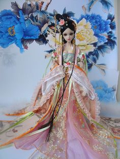 Collectible Chinese Princess Dolls Traditional Oriental BJD Girl Doll With 12 Joints Movable Xi Shi Series Birthday Gifts Oriental, Princess Zelda, Disney Princess, Bjd, Diy Toys, Girl Dolls, Birthday Gifts, Disney Characters, Chinese