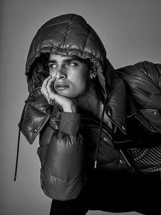 Jonathan Bellini Stars in Attitude Magazine March 2018 Issue