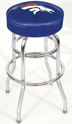 Use this Exclusive coupon code: PINFIVE to receive an additional 5% off the Denver Broncos Bar Stool at SportsFansPlus.com