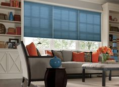 "3/4"" Linen Weave Light Filtering 