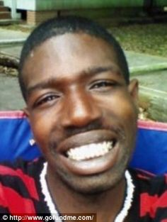 Victor White III died in March while handcuffed in the back of a deputy's car at the sheri...