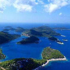 Lastovo Island, Croatia. Lastovo is a genuine heaven for lovers of nature, sailing, good food and wine, and fishermen who angle for tuna and other trophy fish.