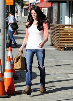 Ashley Greene x Mulberry Del Rey Tote