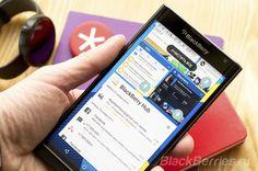 Как использовать блокировку в приложении на BlackBerry Priv   BlackBerry в России